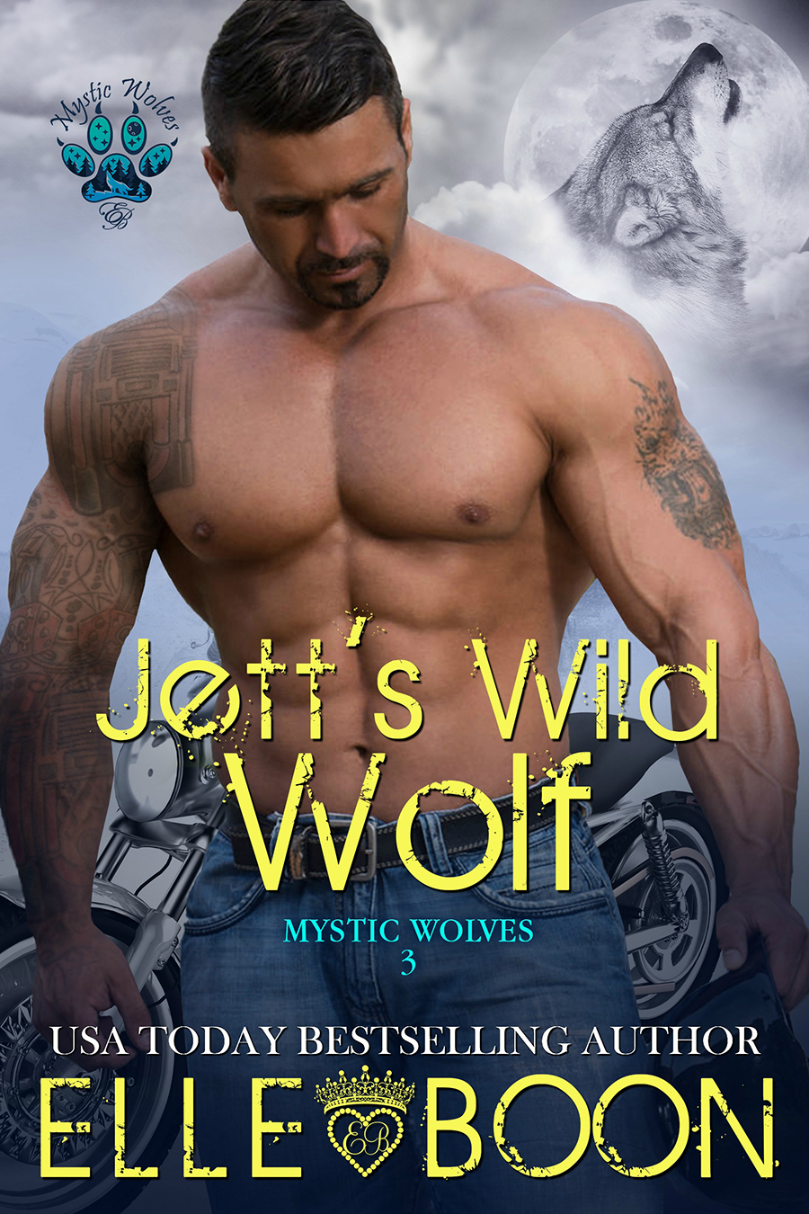 Jett's Wild Wolf | USA Today Bestselling Author Elle Boon